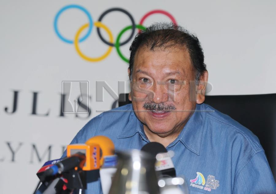 Former Olympic Council of Malaysia (OCM) president Tunku Imran Tuanku Ja'afar has been congratulated by the council's executive board and management after it was announced that he has been elected as an International Olympic Committee (IOC) honorary member during the 133rd IOC Session that was held on Monday, in Buenos Aires, Argentina. STR/OWEE AH CHUN.