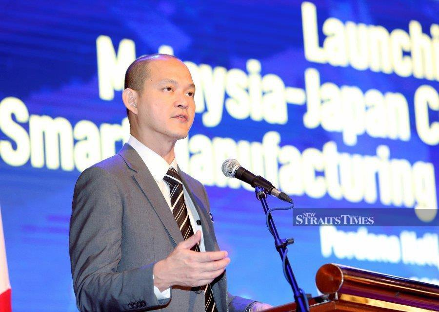 Deputy International Trade and Industry Minister Dr. Ong Kian Ming says the current market reactions would be a short-term impact, citing that once the positive resolution is given, the market would be stabilised. NSTP picture by SALHANI IBRAHIM.