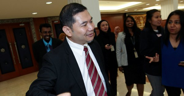 I am only useful when the going gets tough, laments Rafizi