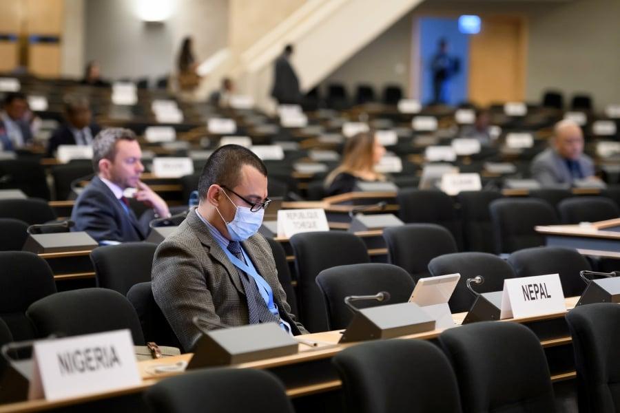 Philippines Diplomat first coronavirus case at UN HQ #42258
