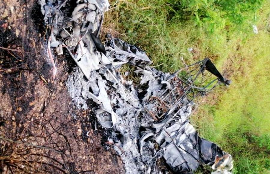 Investigation into paramotor crash on-going | New Straits