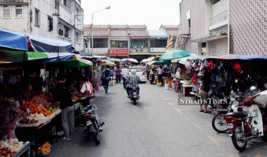 George Town was ranked among the top 10 Best Destinations for Digital Nomads. - NSTP/Fil e pic