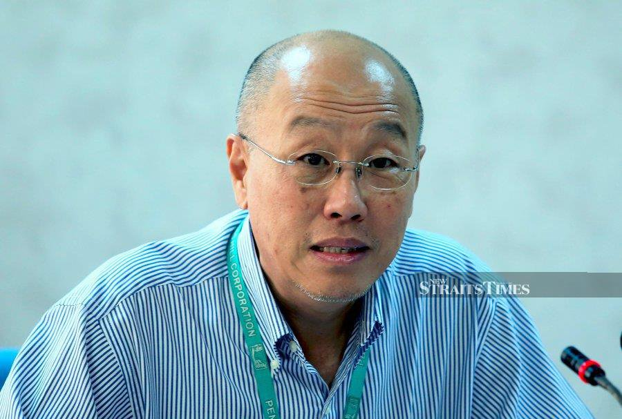 PHC general manager Datuk Cheok Lay Leng. - NSTP/File pic