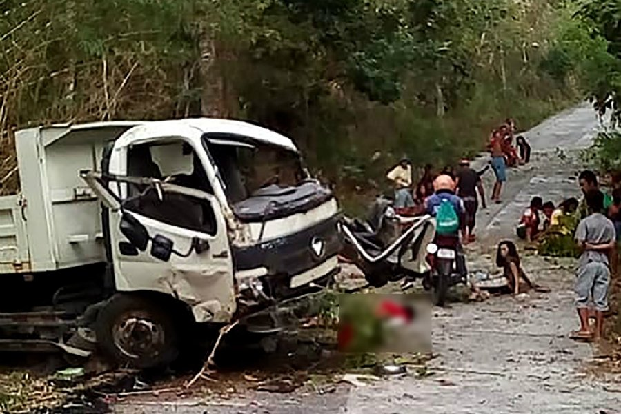 Bride among 13 killed in Philippine truck accident: Police | New