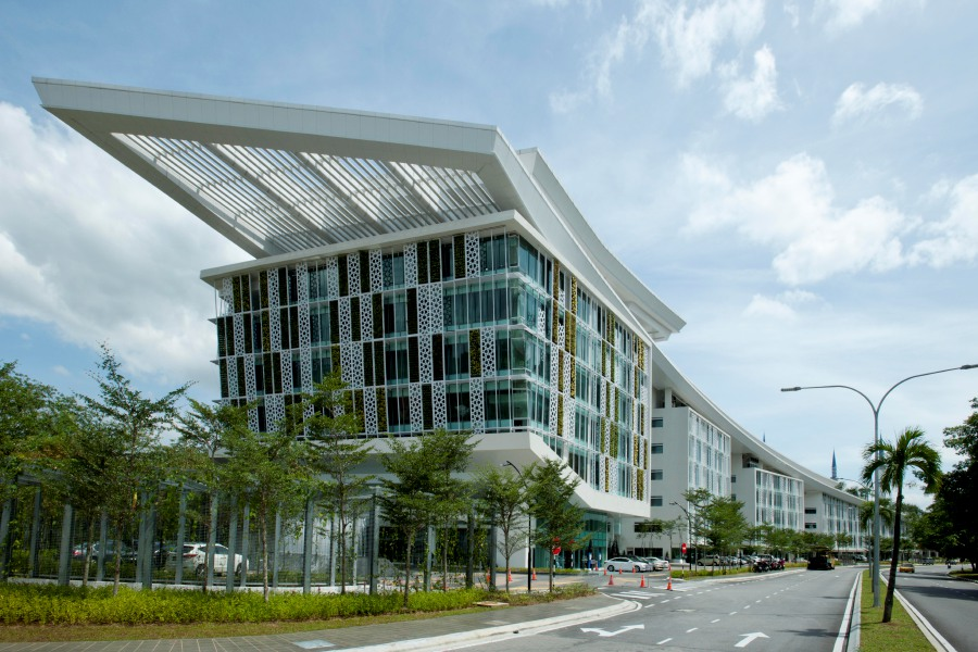PKNS headquarters building in the heart of the capital of Selangor. File Photo