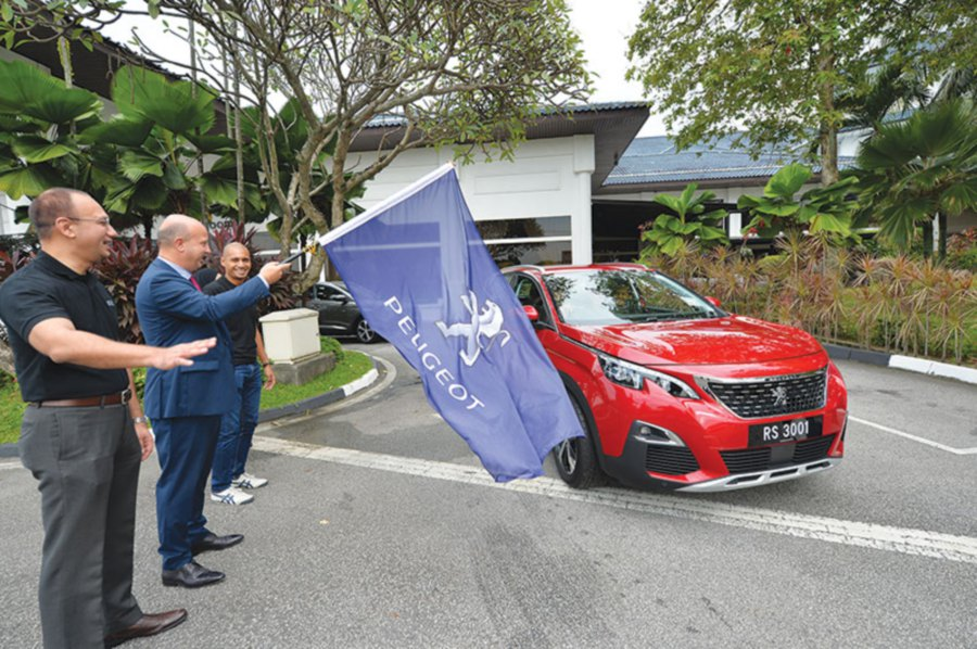Review The Alluring Peugeot 3008 Suv New Straits Times