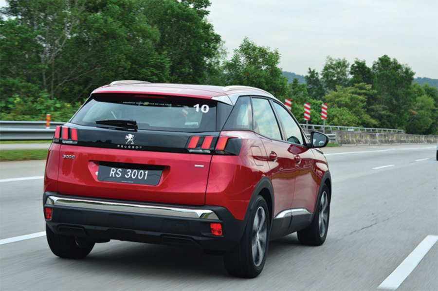 Review The Alluring Peugeot 3008 Suv New Straits Times Malaysia
