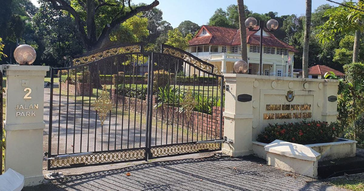 Penang Mayor's official residence broken into