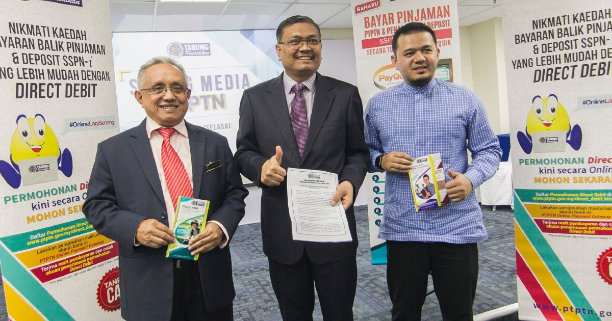 ptptn student loan 660,000 ptptn borrowers yet to pay back even one sen faiz zainudin share tweet pin mail we have disbursed rm487 billion in student loans by now ptptn had decided to blacklist the loan defaulters.