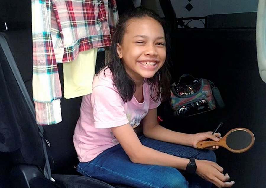 Child star Puteri Balqis who is battling cancer is not out of harm's way as yet.
