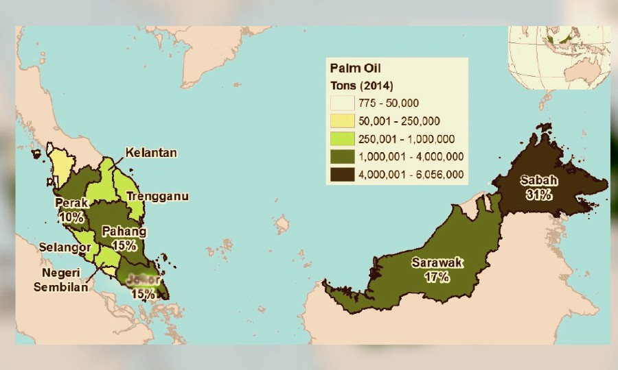 Environmentalists on Friday urged Indonesia, the world's top palm oil grower, to follow the lead of rival producer Malaysia.