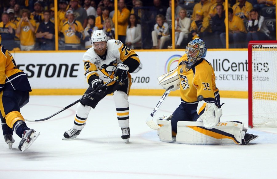 Crosby, Pens cap wonderful year with 2nd straight Stanley Cup