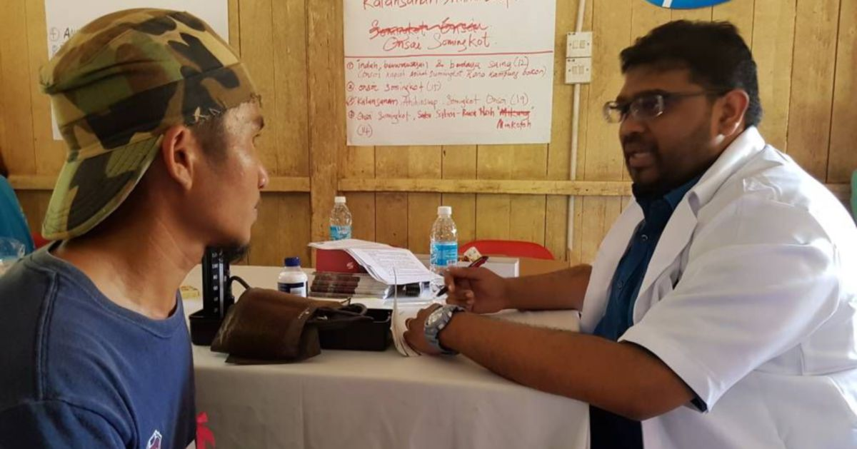 Pfizer Malaysia brings healthcare to remote Sabah villages