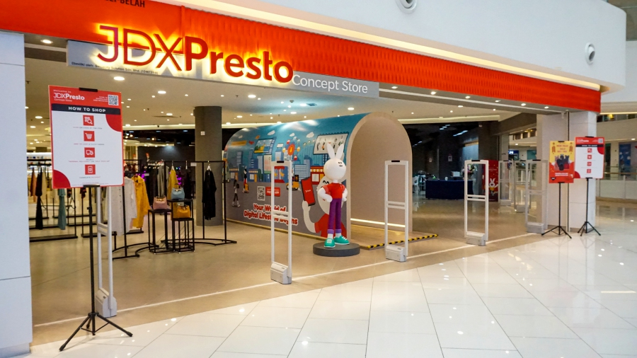 JDX Presto Concept Store has opened in Quill City Mall. Photo courtesy of Quill