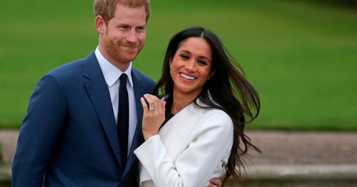 Britain's Prince Harry and Meghan Markle to marry on May 19