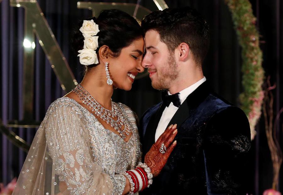 In a first, Priyanka Chopra and Nick Jonas both named