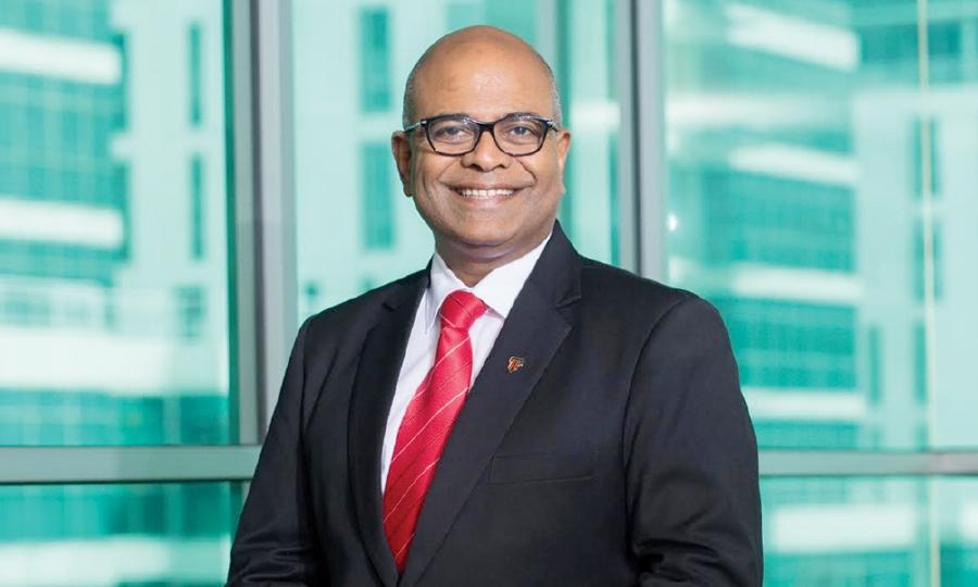 Professor Dr Pradeep Nair
