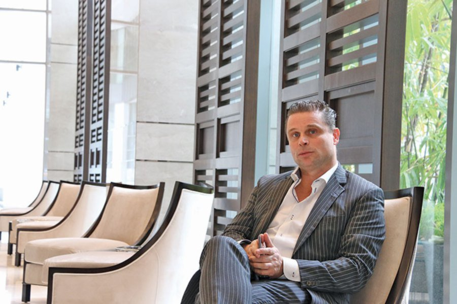 DoubleTree by Hilton Hotel general manager Herman Courbois says the hotel has great potential to grow as Melaka rises as a tourism destination.