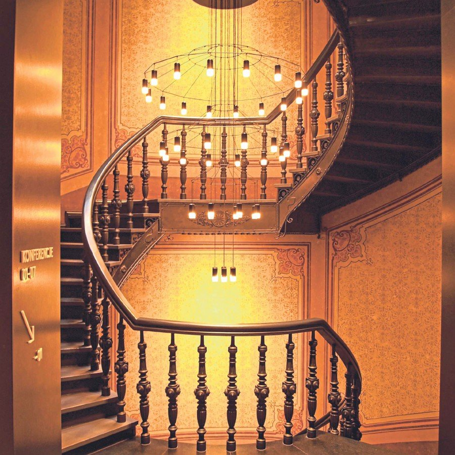 In The Modern World, People Will Consult Feng Shui Masters Or Experts To  Determine The Best Staircase To Use.