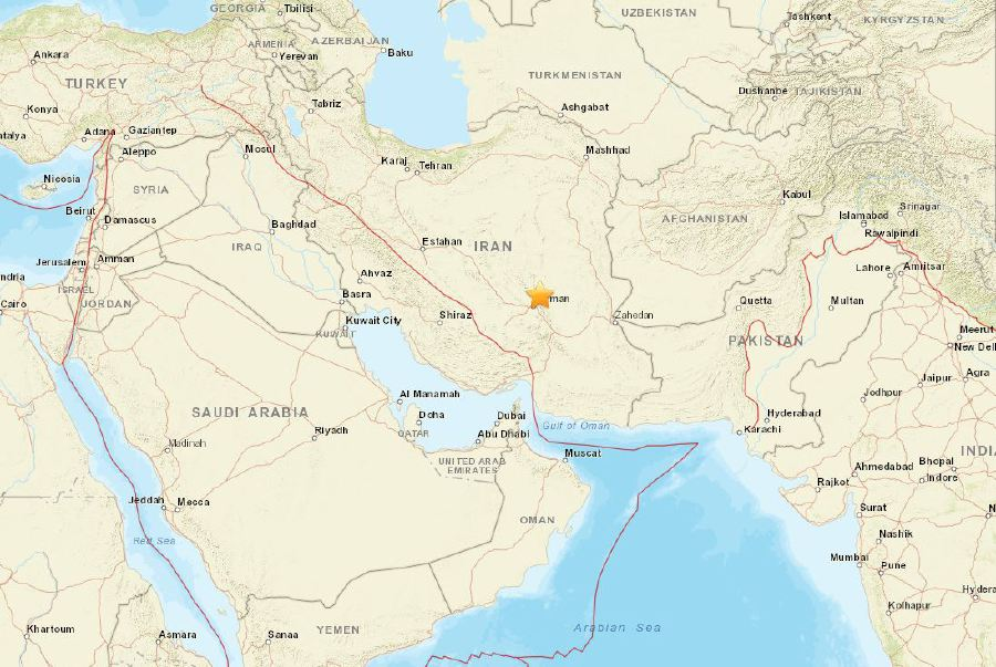 Magnitude 60 aftershock quake hits kerman iran new straits times a magnitude 60 quake hit eastern iran near the city of kerman on wednesday just hours after it was shaken by a magnitude 59 temblor the us geological gumiabroncs Image collections