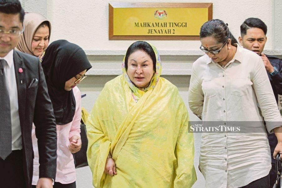 A witness in Datin Seri Rosmah Mansor's corruption trial today said his business partner told him that RM5 million cash which they had withdrawn from a bank here was meant for 'RM'. -NSTP/AIZUDDIN SAAD