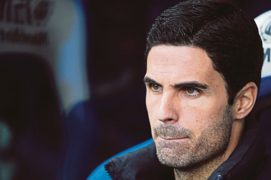 Arsenal Manager Arteta Tests Positive For Covid 19