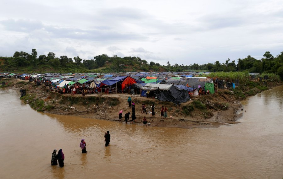 Myanmar crisis textbook example of ethnic cleansing