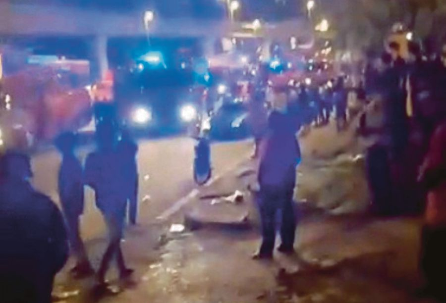 Seafield Temple Riot Not A Racial Clash Two Men Injured