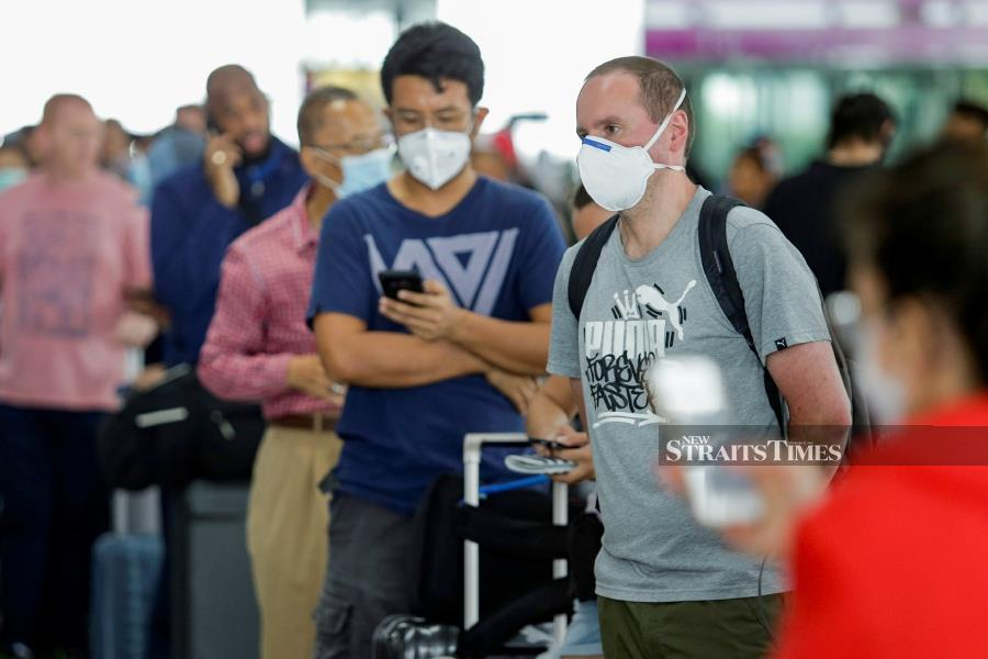 All British nationals currently in Malaysia for holiday have been advised to return to the United Kingdom following an increased nationwide effort to curb the spread of Covid-19. NSTP/AIZUDDIN SAAD