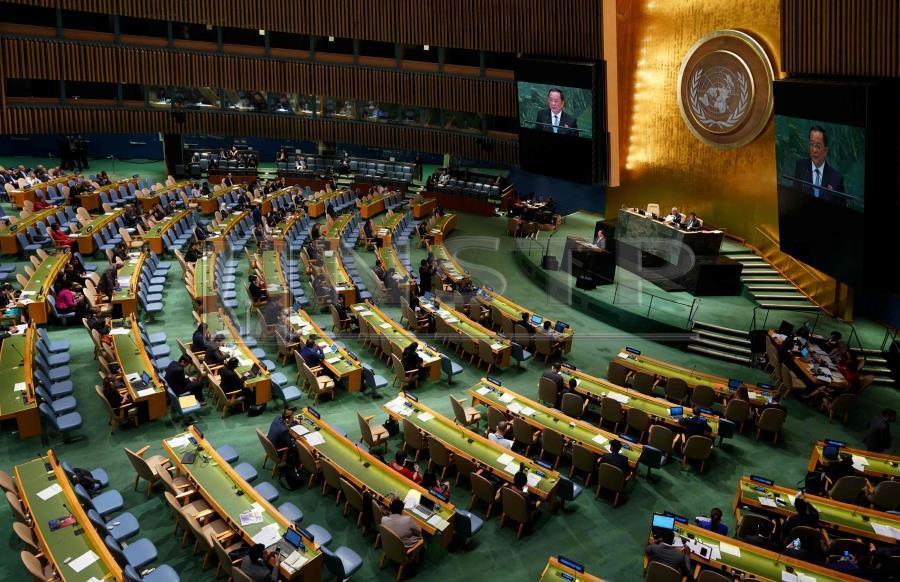 Hasil gambar untuk North Korea will not disarm unilaterally, without trust in U.S.: Ri Yong Ho