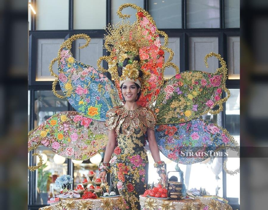 Major mix,up! Malaysia did not win Best National Costume at