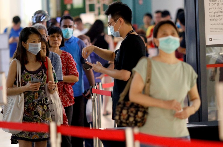 Three Indians among 42 new coronavirus cases reported in Singapore