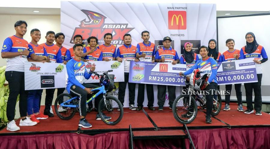 MNCF eye two medal haul at Asian BMX Championships | New