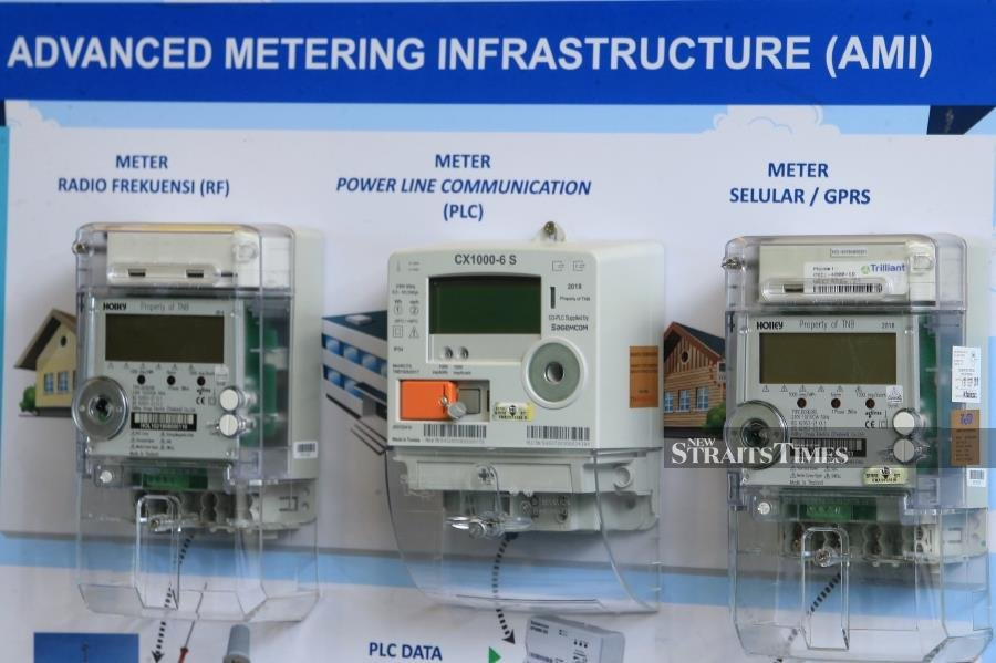 9 1 Million Households To Receive Tnb Smart Meter By 2026