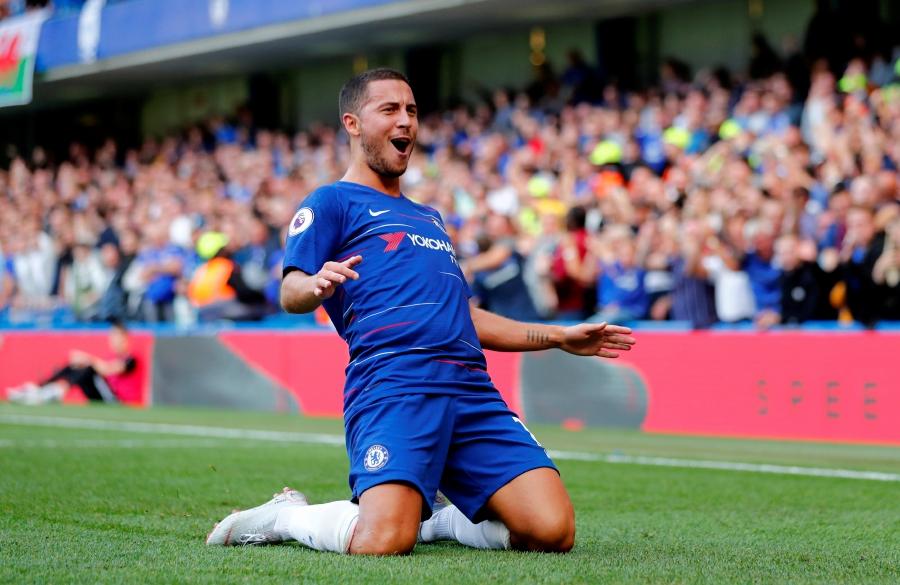 Hazard Soccer Player