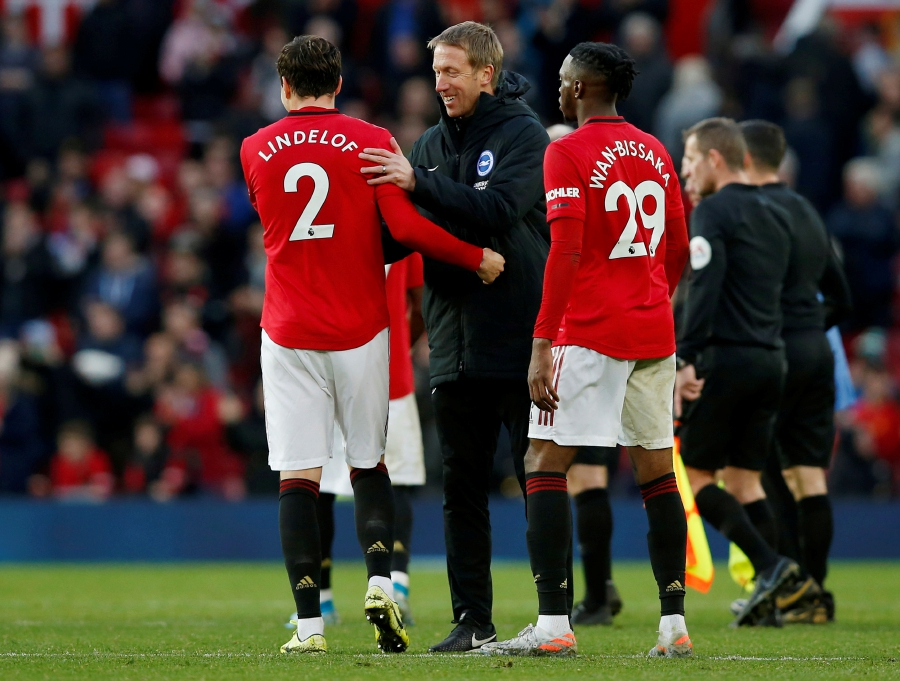 Manchester United build momentum with win over Brighton
