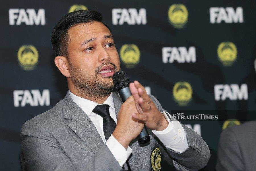 FAM secretary general Stuart Ramalingamsays Melaka's failure to settle the balance should not be related to the change of state government or the Movement Control Order due to Covid-19. – NSTP file pic