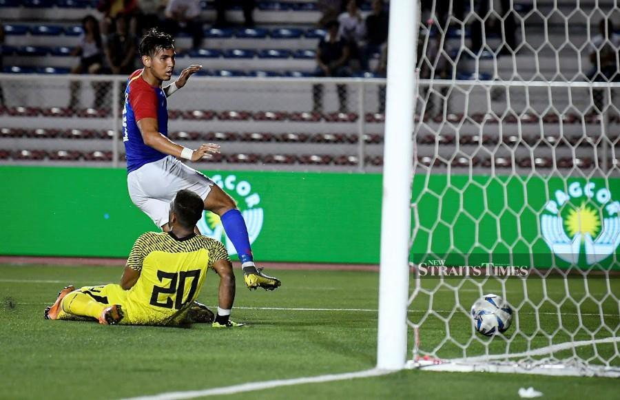 Warriors fall to 88th minute Myanmar winner