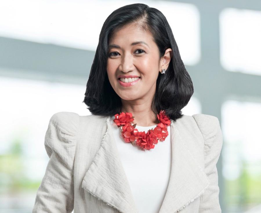 Malaysia Digital Economy Corporation (MDEC) CEO Surina Shukri.