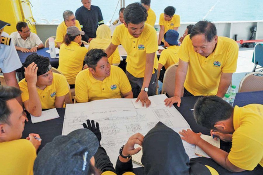 Sea of career opportunities | New Straits Times | Malaysia General