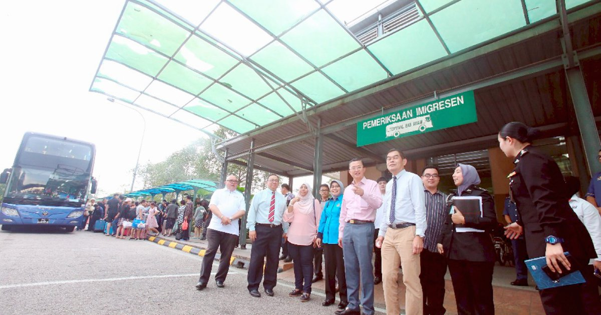 Speed up repairs at Second Link checkpoint, travel agencies and transport operators urged