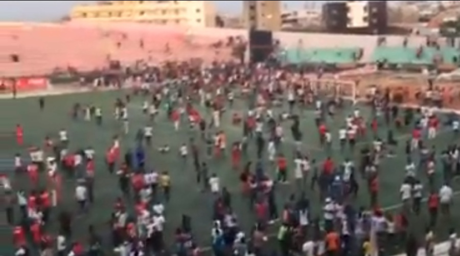 Eight killed in Senegal stadium crush | New Straits Times | Malaysia