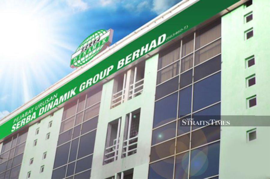 Serba Dinamik Bags Rm313m Onshore Svc Job From Petronas