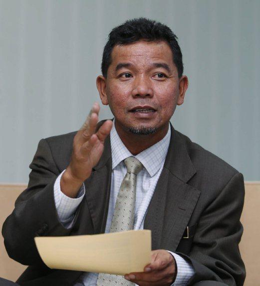 Ahmad Shapawi Ketua Pengarah Majlis Sukan Negara Baru