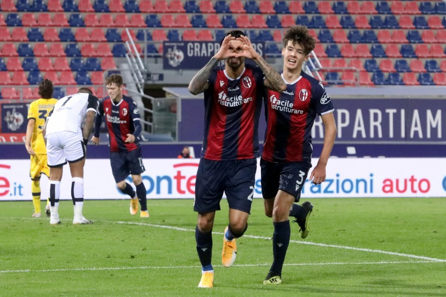Soriano Double Helps Bologna See Off Parma