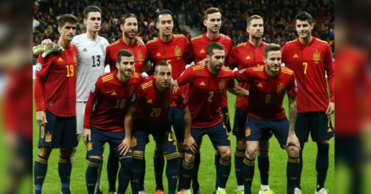 Spain announce Portugal friendly before Euro 2020