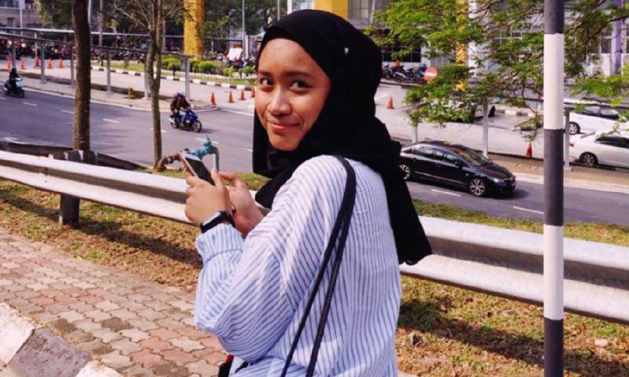 Sri Nur Sabrina Muhammad Afif.