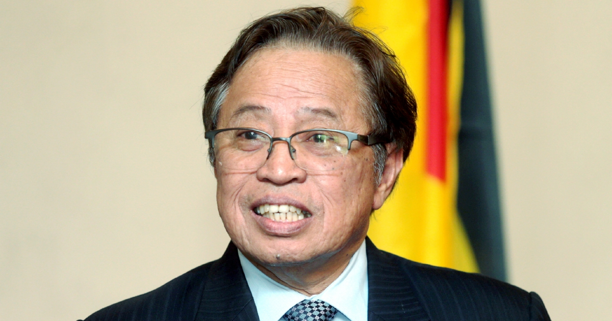 Sarawak CM: We will decide based on national interest and rights of Sarawak