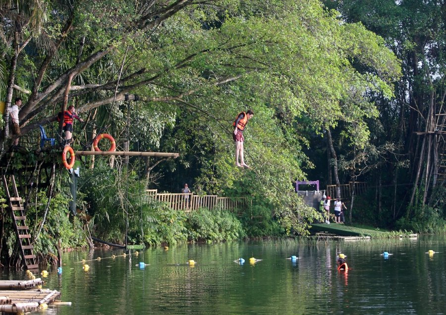 Jom Go A Natural Playground New Straits Times