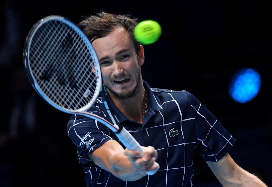 Medvedev beats Thiem to win ATP Finals title